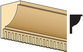 Dollhouse Builders DIY 1:12 Scale Wood Timber Dentil Crown Moulding Trim 24