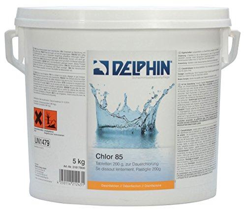 5Kg Chlor Chlortabs 200Gr.