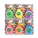 Lanard Chalk Blast Colorful Play Pods 79063 - Fun Pack of 6 for Outdoor Fun and Friendly Competition [packaging may vary]