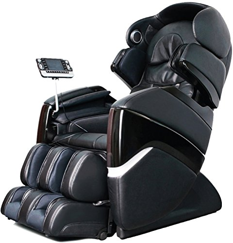Osaki OS3DPROCYBERA Model OS-3D Pro Cyber Zero Gravity Massage Chair, Black, Evolved 3D massage Technology, Computer Body Scan, 2 Stage Zero Gravity, Next Generation Air Massage Technology, 36 Air Bag