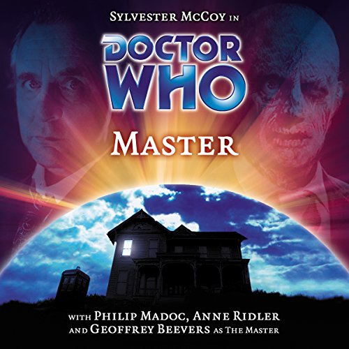 Doctor Who - Master audiobook cover art