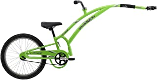 Axiom Trail-A-Bike Original Folder Compact Cycle Frame, Green