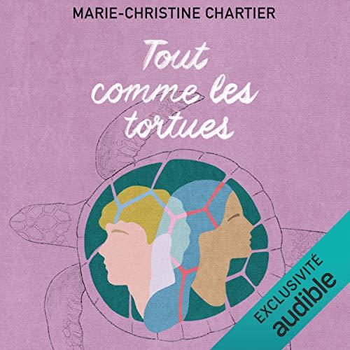 Page de couverture de Tout comme les tortues