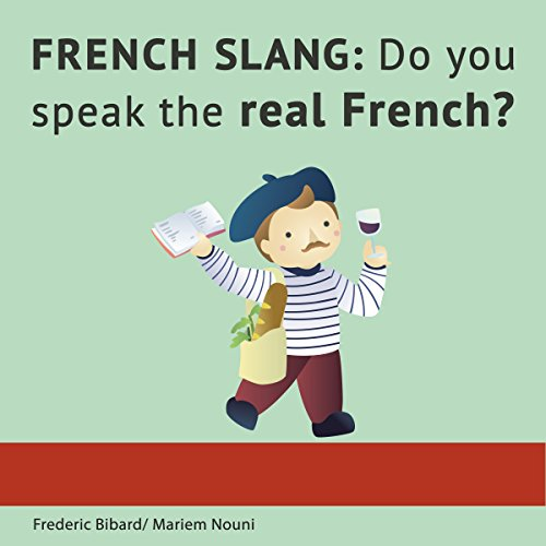 French Slang audiobook cover art