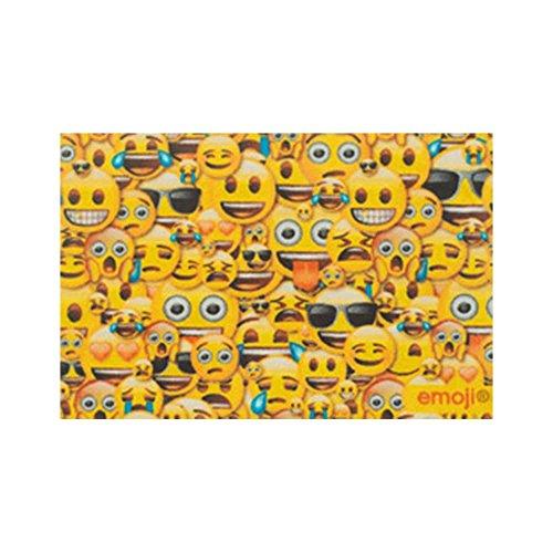 Rockbites Design 1012510810 Felpudo, Poliamida, Negro, 40 x 60 cm