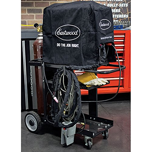 Eastwood TIG 200 AC/DC Cover Dirt Dust Tear Resistant and Washable Fabric