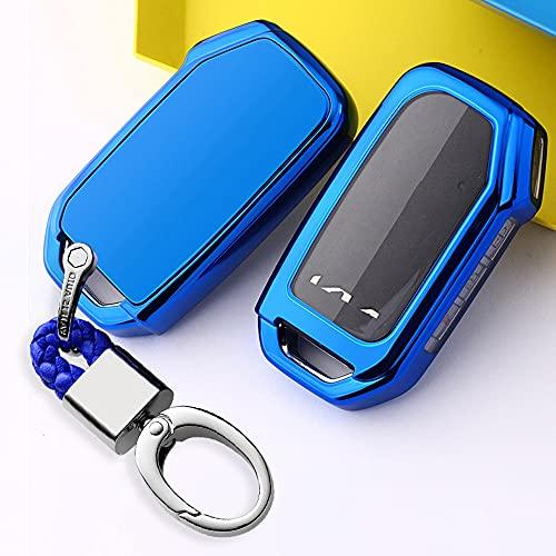ontto Funda para llave de coche compatible con Kia Sportage R GT...