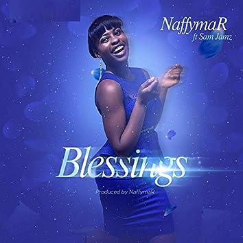 Blessings (feat. Sam Jamz)