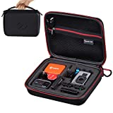 Smatree Carrying Case Compatible for GoPro Hero 9, 8, 7, 6, 5, 4, 3+, 3, 2, 1,GoPro Hero (2018) (Camera and Accessories NOT Included)
