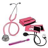 Set Enfermera Profesional + Grabado Personalizado (Rosa)