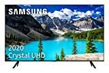 Samsung Crystal UHD 2020 55TU8005 - Smart TV de 55' con Resolución 4K, HDR 10+, Crystal Display, Procesador 4K, PurColor, Sonido Inteligente, One Remote Control y Asistentes de Voz Integrados