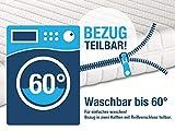 BMM Kindermatratze UpMat für Hoch-Betten, für Kinder und Jugendliche, 90x200cm Kaltschaum - 2