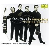 Franz Schubert: String Quartets D 804 Rosamunde, D 810 Death and the Maiden, D 887, D 703 and String Quintet D 956