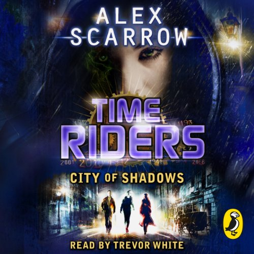 City of Shadows cover art