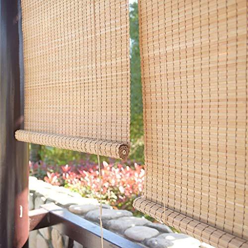 Mr.T/rolluiken bamboe gordijn jaloezieën rolgordijnen waterdicht meeldau-beweis, outdoor-partitie deuren, vooral op kantoor thuis theestuben gebruikt houten rolluiken