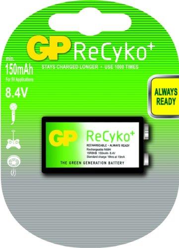 GP Batteries 125.15R8HCB-UC1 Chargeur Vert