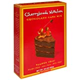 Cherrybrook Kitchen Chocolate Cake Mix, Peanut Free!, 19.5-Ounce Boxes (Pack of 6)