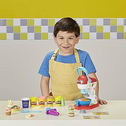 Hasbro Play-Doh E0102EU4 - Küchenmaschine Knete, für fantasievolles und kreatives Spielen 10