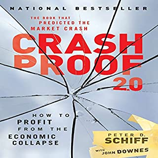 Crash Proof 2.0 audiobook cover art