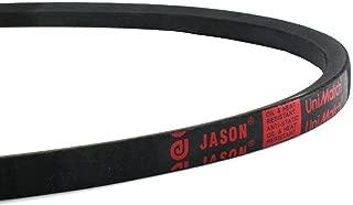 Jason Industrial A48 4L500 V-Belt, A/4L Section, Natural Rubber/SBR/Polyester, 50