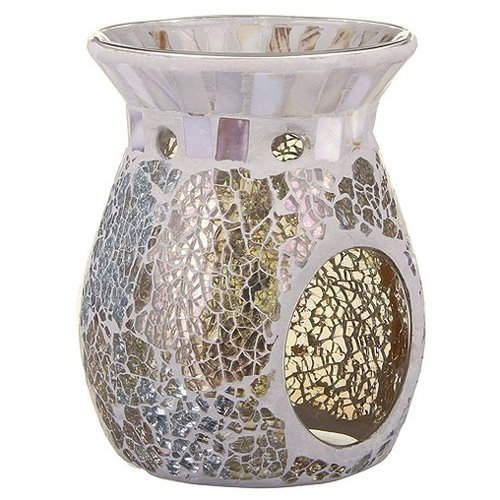 YANKEE CANDLE Duftlampe, Glas, bunt, 11x11x14 cm