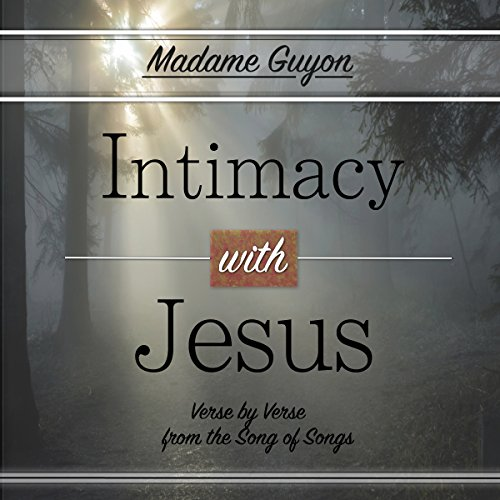 Intimacy with Jesus audiobook cover art
