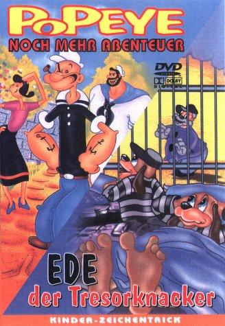 Popeye - Noch mehr Abenteuer / Ede der Tresorknacker