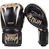Venum Giant 3.0 Boxing Gloves 12 oz, Black/Gold