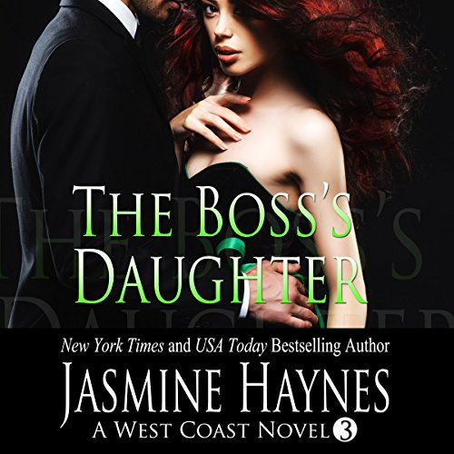 The Boss's Daughter audiobook cover art