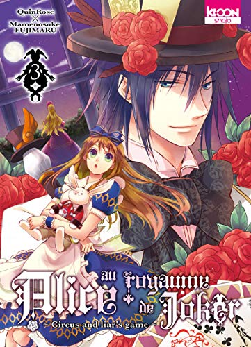 Alice au royaume de Joker T03 (03)