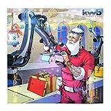 KWB Adventskalender 2019 mit 24 nützlichen Überraschungen für Handwerker