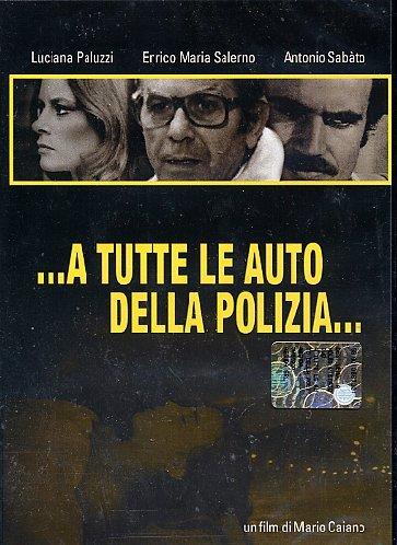 A Tutte Le Auto Della Polizia [Italia] [DVD]