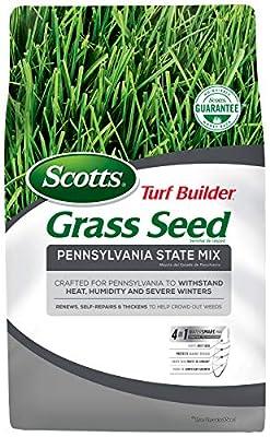 Scotts Turf Builder Grass Seed - Pennsylvania State Mix