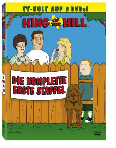King of the Hill - Die komplette erste Staffel (3 DVDs)