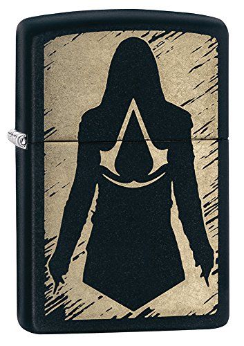 Zippo 60003196 Sturmfeuerzeug Assassin\'s Creed Assassins Creed