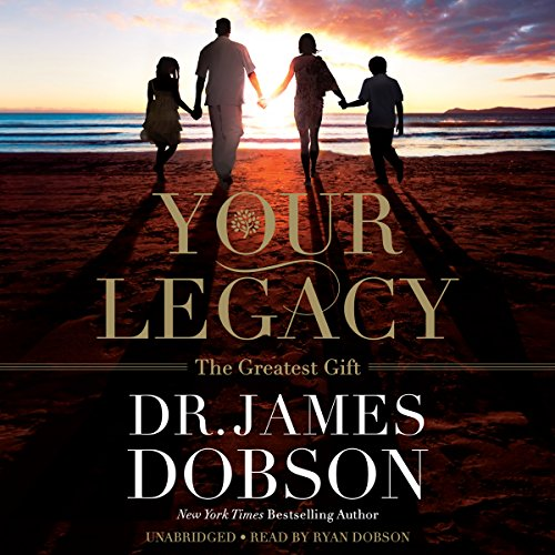 Your Legacy audiobook cover art