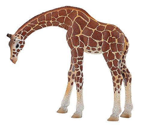 Bullyland 63668 - Spielfigur, Giraffe, ca. 14,5 cm