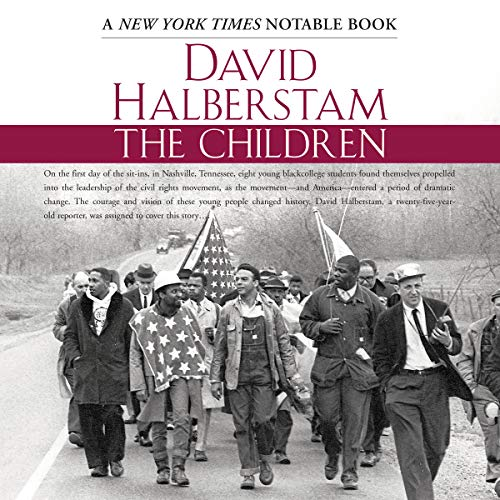 The Children Audiobook By David Halberstam cover art
