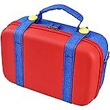 Modo de transporte dual: puedes llevar tu bolsa a mano o utilizar la correa para llevar el bolso cruzado. Lleva tu portátil durante tu viaje.