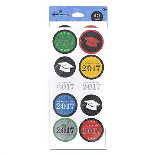 Hallmark Stickers, Multicolor