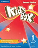 Kid's Box Level 1 Activity Book with Online Resources Second Edition - 9781107689404