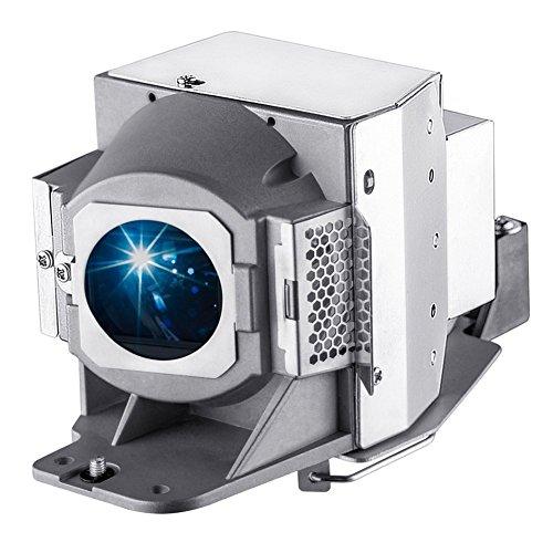 Loutoc 5J.J7L05.001/5J.JAH05.001 Lampe Birne für BENQ W1070/W1080ST W1070+ W1080ST+ W1070+ W Projektor Ersatz Lampe Glühbirne, mit Gehäuse
