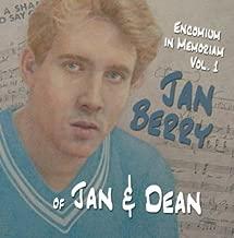 Encomium in Memoriam 1: Jan Berry Jan & Dean / Various