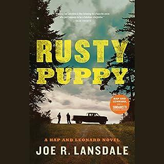 Rusty Puppy audiobook cover art