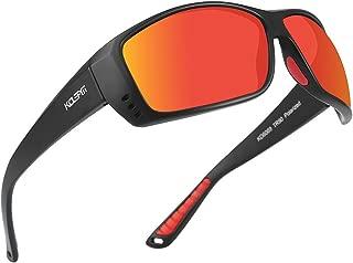 TR90 Sunglasses Men Polarized and 100% UV Protection Sports Sun Glasses Women KD6069