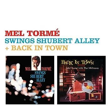 Swings Shubert Alley + Back in Town (feat. Art Pepper & Marty Paich)