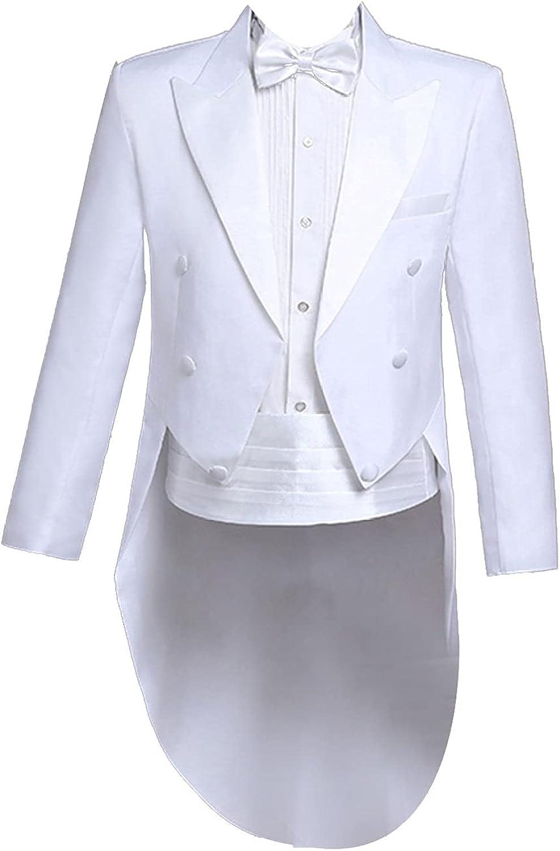 YONGHS Mens Wedding Tuxedos 4 Pieces Slim Fit Party Dresses Blazers Business Suit Groomsmen Jacket Suits