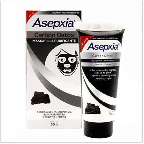 Arcilla Ghassoul  marca Asepxia