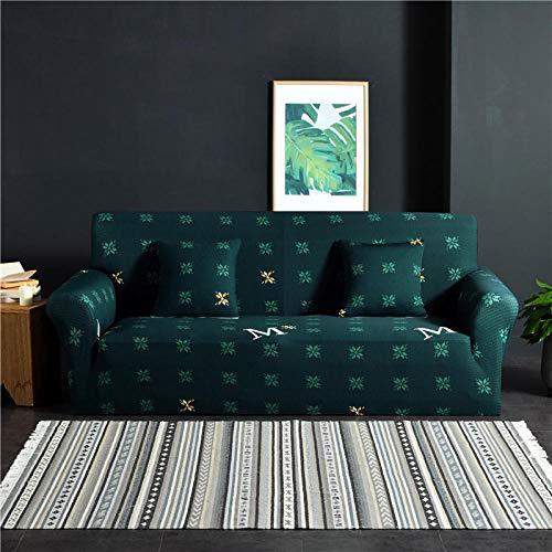 Allenger Cover L-Shape Corner Sofa,Stretch-Sofabezug mit Waffeldruck, Antifouling-Schutzbezug für Ganzjahresmöbel, Rutschfester Sofakissenbezug mit Vollbezug - Farbe 10_190-230 cm