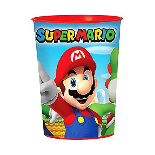 Amscan Cup Cup FVR Super Mario mehrfarbig